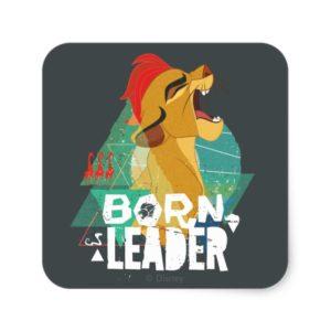 Lion Guard | Born Leader Kion Square Sticker