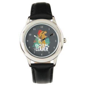 Lion Guard   Born Leader Kion Wrist Watch