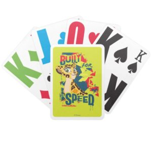 Lion Guard | Built For Speed Fuli Bicycle Playing Cards