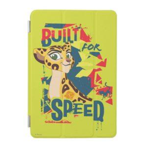 Lion Guard   Built For Speed Fuli iPad Mini Cover