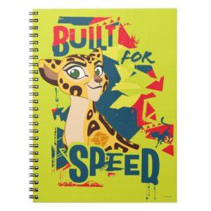 Lion Guard | Built For Speed Fuli Notebook