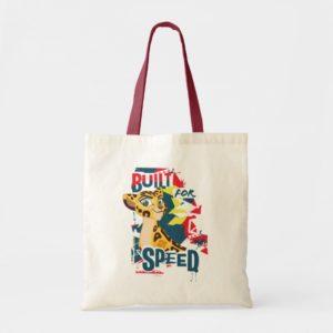 Lion Guard   Built For Speed Fuli Tote Bag