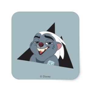 Lion Guard | Bunga Character Art Square Sticker