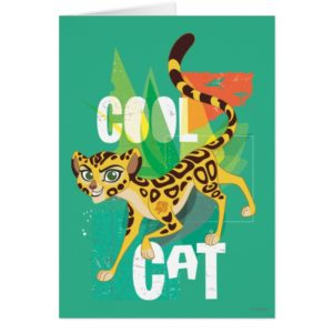Lion Guard | Cool Cat Fuli