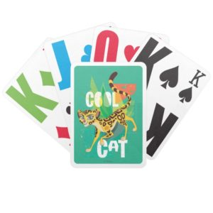 Lion Guard | Cool Cat Fuli Bicycle Playing Cards