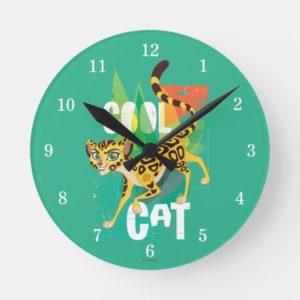 Lion Guard | Cool Cat Fuli Round Clock