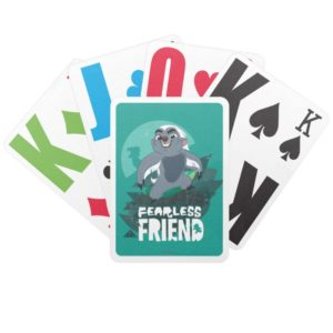 Lion Guard | Fearless Friend Bunga Bicycle Playing Cards