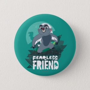 Lion Guard | Fearless Friend Bunga Pinback Button