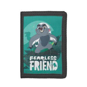 Lion Guard | Fearless Friend Bunga Trifold Wallet