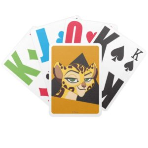 Lion Guard | Fuli Character Art Bicycle Playing Cards