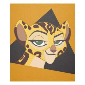 Lion Guard   Fuli Character Art Fleece Blanket