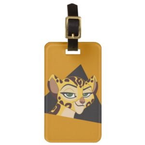 Lion Guard | Fuli Character Art Luggage Tag
