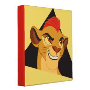 Lion Guard | Kion Character Art 3 Ring Binder