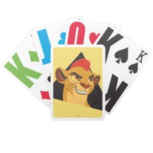 Lion Guard | Kion Character Art Bicycle Playing Cards