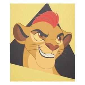 Lion Guard   Kion Character Art Fleece Blanket