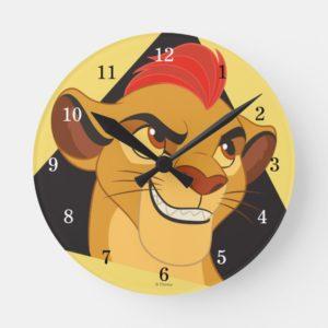 Lion Guard | Kion Character Art Round Clock