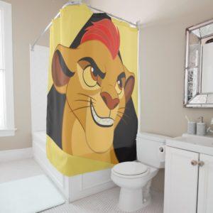 Lion Guard   Kion Character Art Shower Curtain