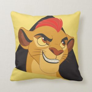Lion Guard | Kion Character Art Throw Pillow
