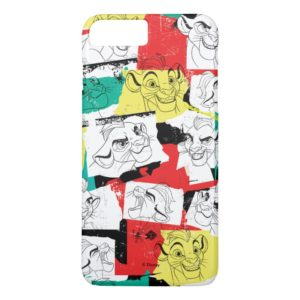 Lion Guard | Kion Expressions Pattern Case-Mate iPhone Case