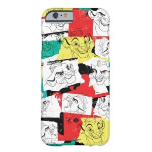 Lion Guard   Kion Expressions Pattern Case-Mate iPhone Case