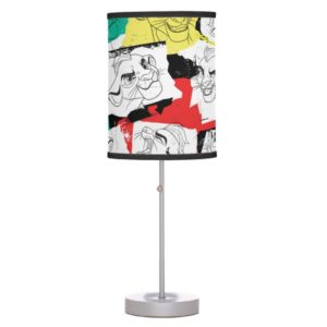 Lion Guard | Kion Expressions Pattern Table Lamp