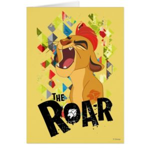 Lion Guard | Kion Roar