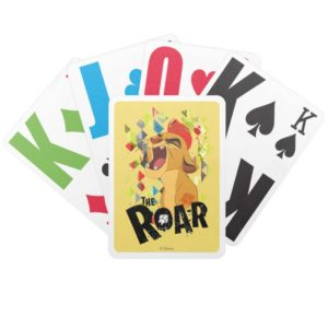 Lion Guard | Kion Roar Bicycle Playing Cards