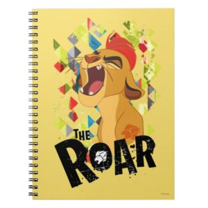 Lion Guard   Kion Roar Notebook