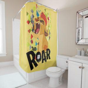 Lion Guard | Kion Roar Shower Curtain