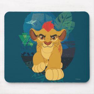 Lion Guard | Kion Safari Graphic Mouse Pad