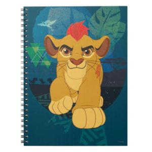 Lion Guard | Kion Safari Graphic Notebook