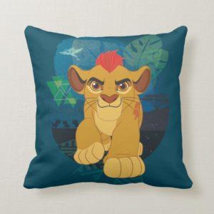 Lion Guard | Kion Safari Graphic Throw Pillow