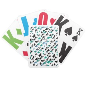 Lion Guard | Mosaic Pattern Bicycle Playing Cards