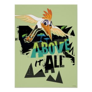 Lion Guard | Ono, Above It All Poster
