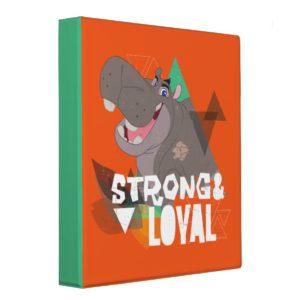 Lion Guard | Strong & Loyal Beshte 3 Ring Binder