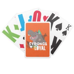 Lion Guard | Strong & Loyal Beshte Bicycle Playing Cards