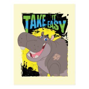 Lion Guard | Take It Easy Beshte Postcard