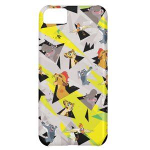 Lion Guard | Triangle Pattern Case-Mate iPhone Case
