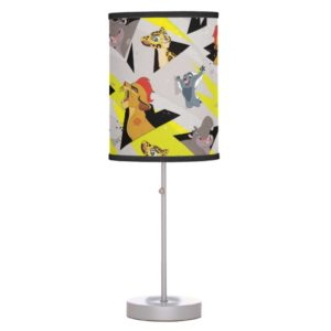 Lion Guard | Triangle Pattern Desk Lamp