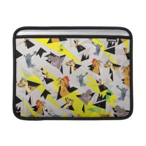 Lion Guard   Triangle Pattern MacBook Air Sleeve