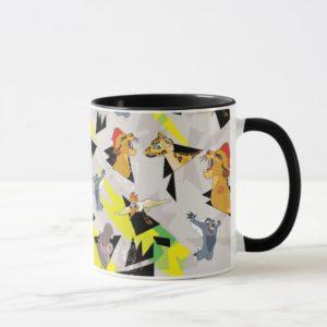Lion Guard | Triangle Pattern Mug