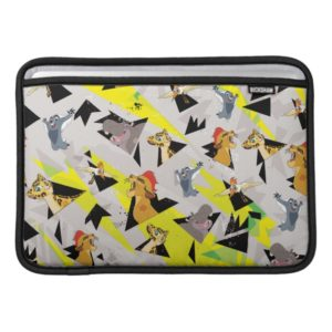 Lion Guard | Triangle Pattern Sleeve For MacBook Air