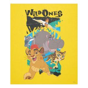 Lion Guard | Wild Ones Fleece Blanket
