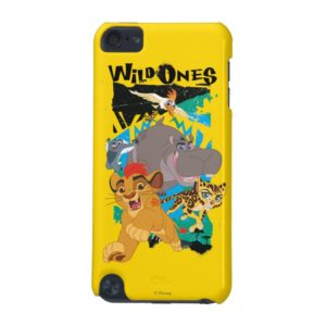 Lion Guard | Wild Ones iPod Touch (5th Generation) Case