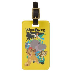 Lion Guard | Wild Ones Luggage Tag