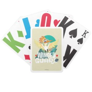 Lion Guard | Winged Guard Ono Bicycle Playing Cards