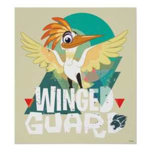 Lion Guard | Winged Guard Ono Poster