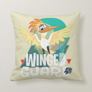 Lion Guard | Winged Guard Ono Throw Pillow