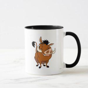 Lion King Pumba Smiling Mug