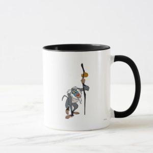 Lion King's Rafiki with a stick in his hand Disney Mug